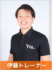 伊藤トレーナーの画像