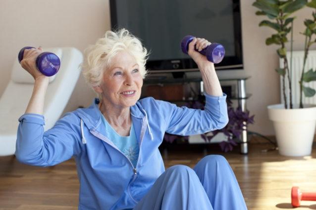 高齢者トレーニング