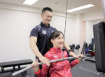 パーソナルトレーニングジムfis梅田中崎町店セッション画像
